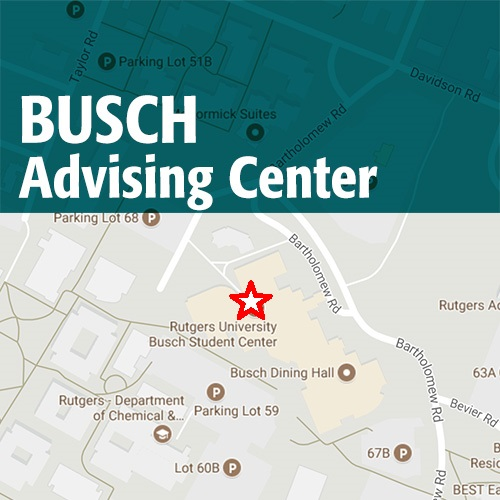 busch advising center star