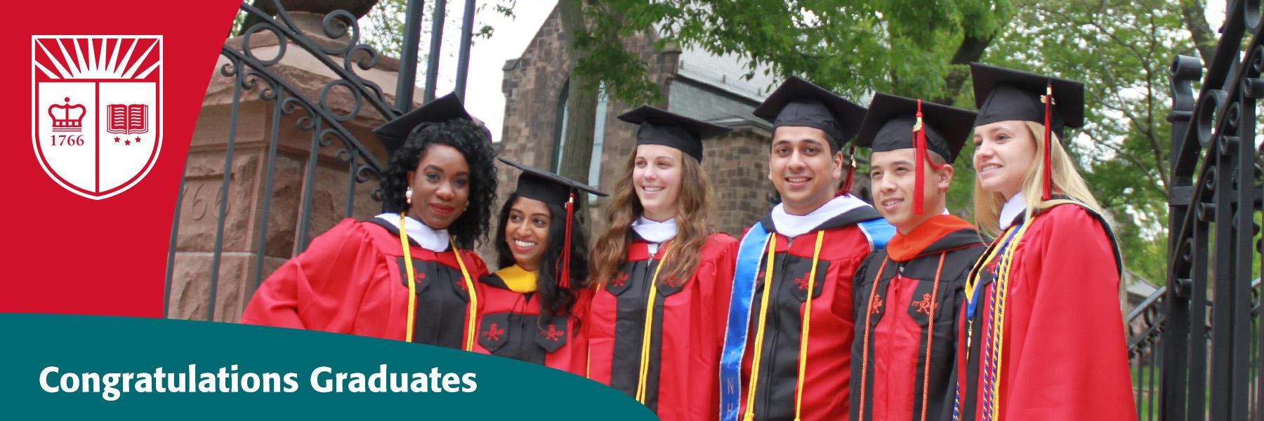 School of Arts and Sciences Graduates