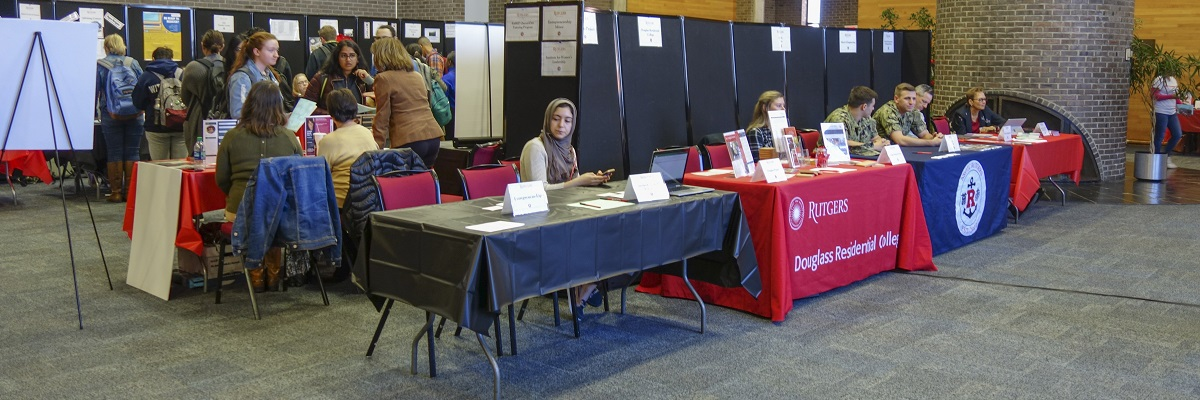 School of Arts and Sciences Major and Minor Fair