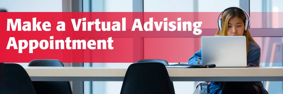 School of Arts and Sciences Make a Virtual Appointment
