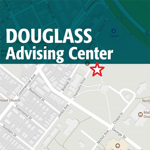 douglass advising center star